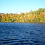 terrain a vendre bord eau estrie